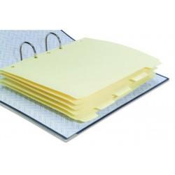 Guías Cartulina Amarilla