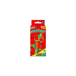 Recreo Colores Cortos Caja X6