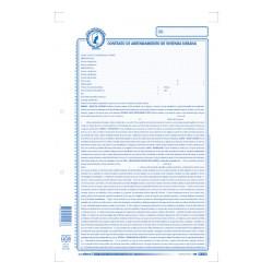 55-01 Contrato de  Arrendamiento Vivieneda Urbana