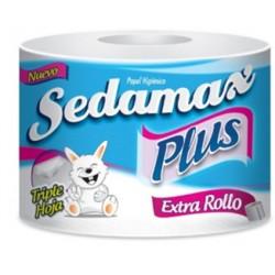 Papel Higienico Sedamax Plus UNIDAD