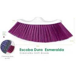 Escoba Dura Esmeralda