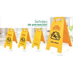 Señales de Prevención