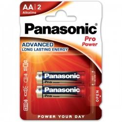Pilas Panasonic Alkaline