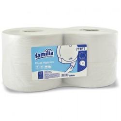 Papel Higiénico Familia Jumbo Blanco x250mts