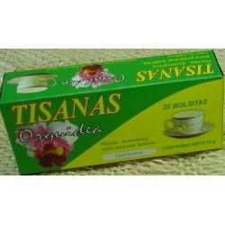Aromáticas Tisana x 20und